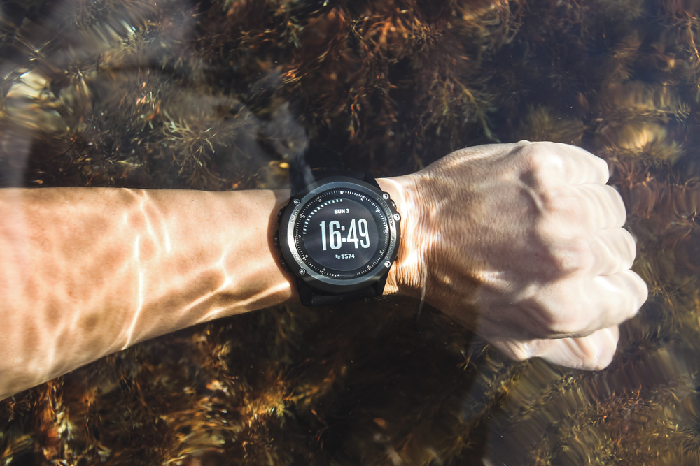 Waterproof watch