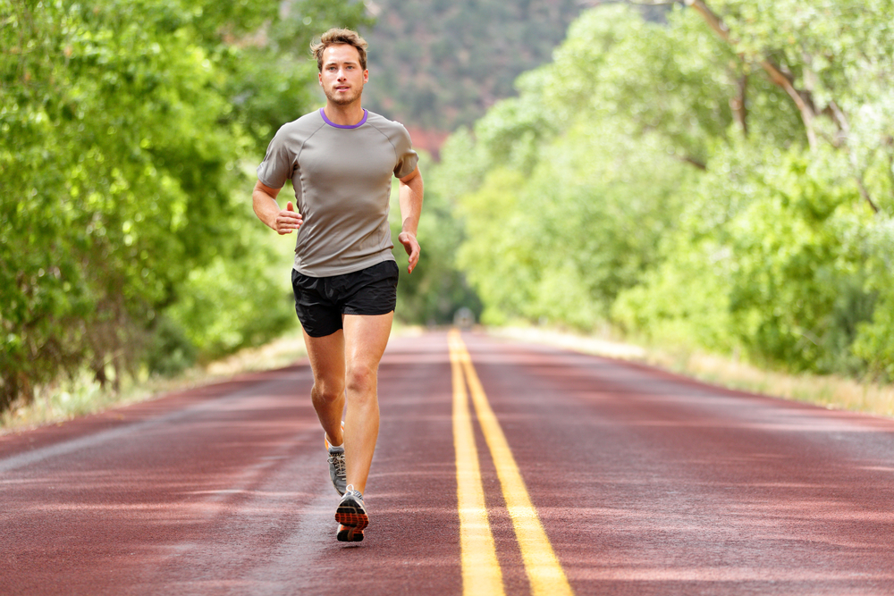 Increase Running Intensity Slowly