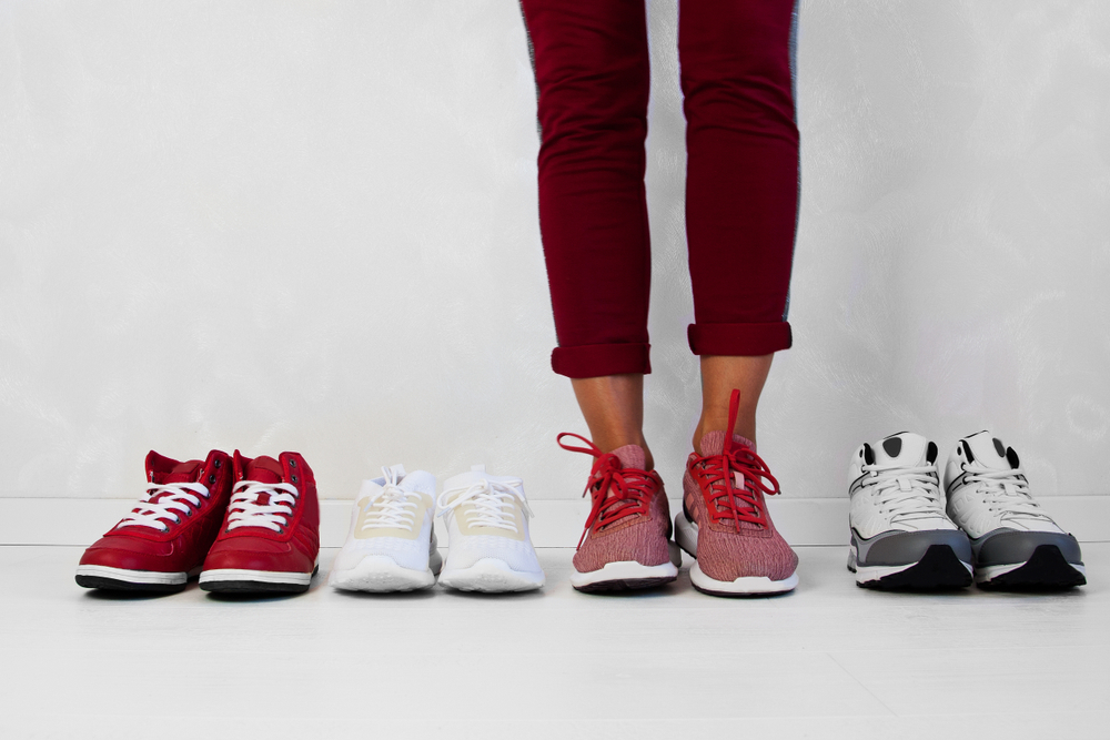 Types of Running Shoes