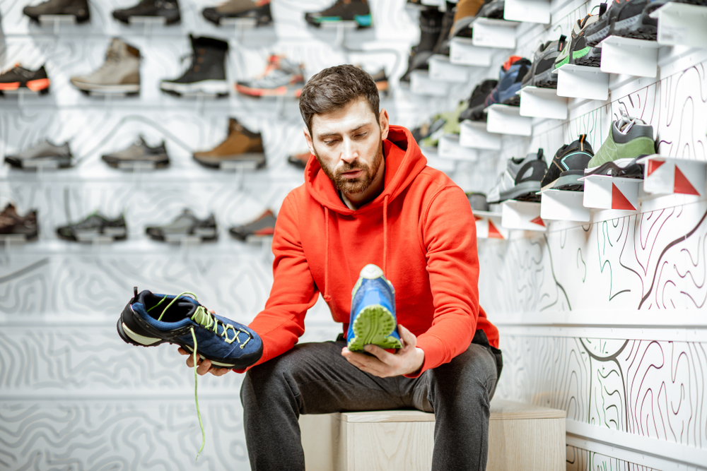 choose comfortable running shoes