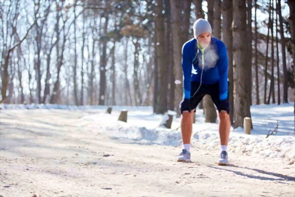 Breathing When running
