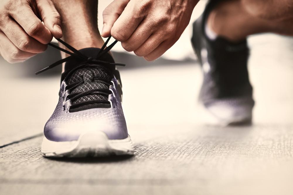 athletic footwear